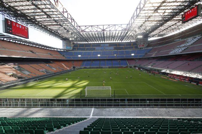 Serie A sa zrejme dohrá, začiatkom mája by mohli testovať hráčov na koronavírus
