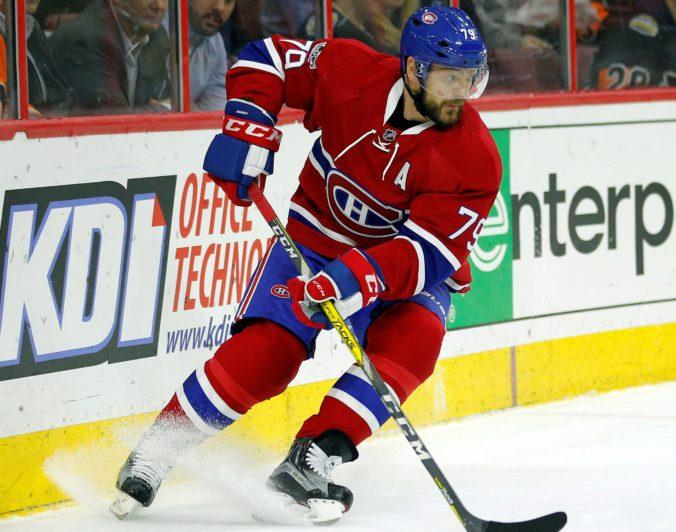 Stálica Montrealu Canadiens končí, ruský obranca Andrej Markov zavesil korčule na klinec