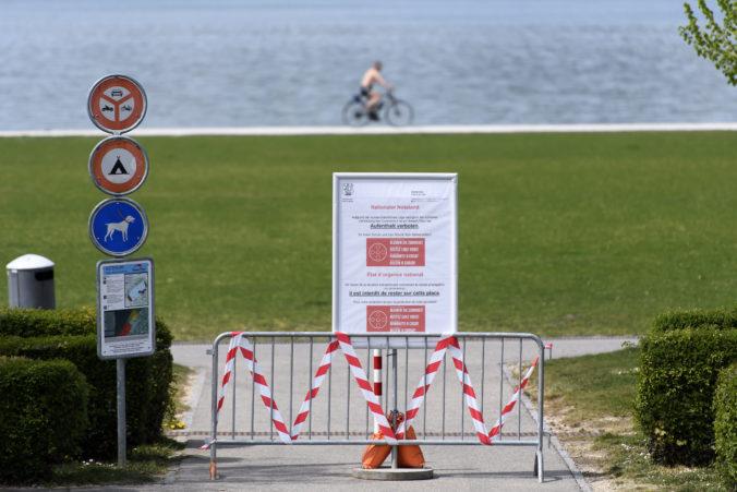 Švajčiarsko začne uvoľňovať opatrenia súvisiace s koronavírusom, proces potrvá dva mesiace
