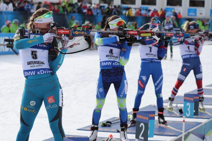 Biatlonisti už poznajú kalendár budúcej sezóny, preteky Svetového pohára budú aj v Pekingu