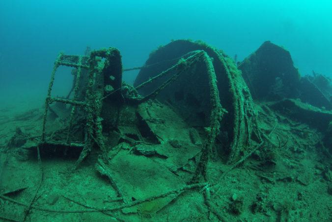 Vedci objavili v Stredozemnom mori vraky lodí, ktoré by mohli prepísať históriu