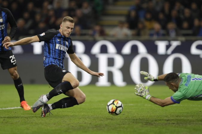 Škriniar skoro odpadol, koronavírus možno prekonalo celé mužstvo Interu Miláno