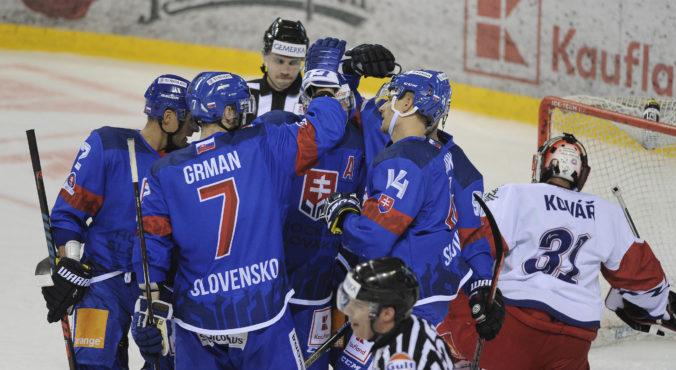 Slovenskí hokejisti spoznali možných súperov na olympiáde, v skupine ich čakajú aj Fíni a Švédi
