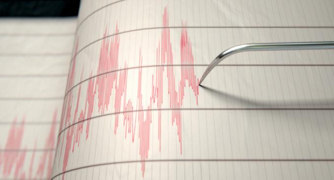 Zemetrasenie na Slovensku, epicentrum zaznamenali neďaleko vodnej nádrže