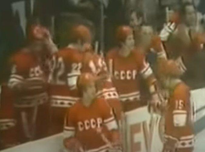 Rusko si pripomína výročie nočnej mory Kanady, Sovieti zničili súpera 11 gólmi