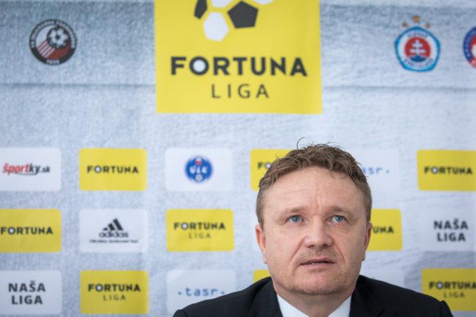 Najoptimistickejší variant slovenského reštartu Fortuna ligy je najskôr začiatkom júna