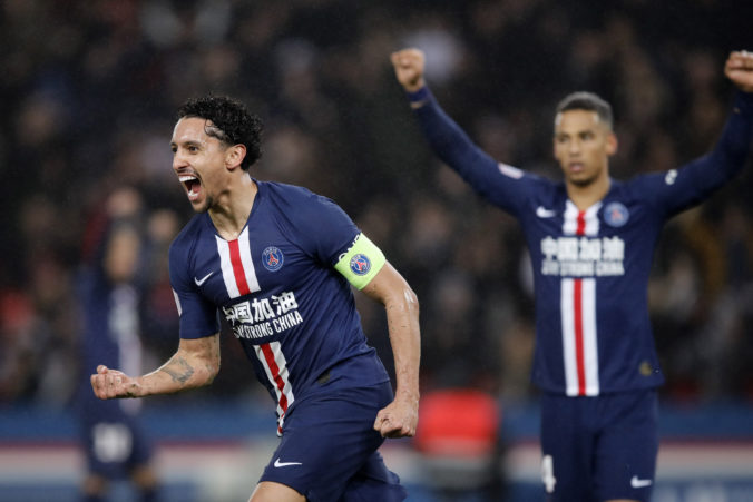 Paríž Saint-Germain sa stal francúzskym šampiónom, Ligue 1 predčasne ukončili