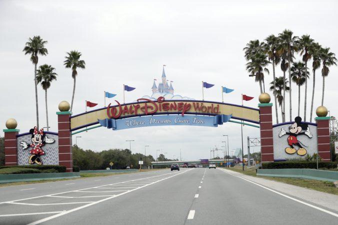 Richard chcel stráviť karanténu na ostrove v Disney Worlde, cítil sa tam ako v tropickom raji