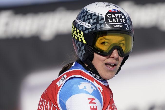 Holdenerová môže v slalome prekonať Vlhovú aj Shiffrinovú, netají ambície jej nový tréner
