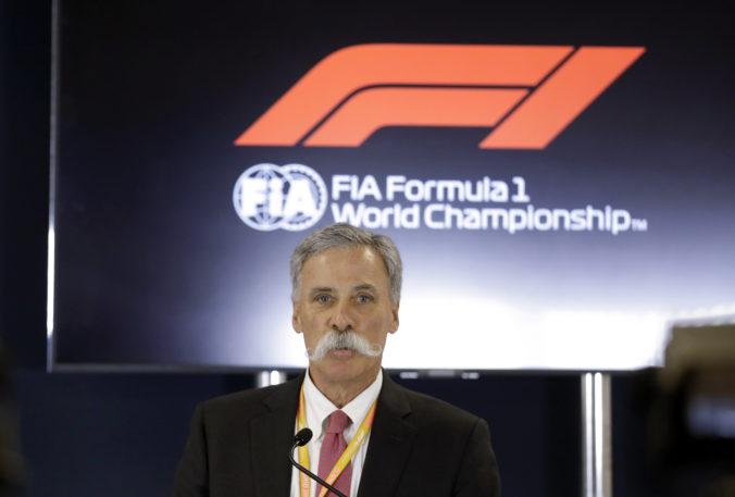 Šéf Formuly 1 verí, že sa koncom roka budú môcť preteky organizovať aj s divákmi