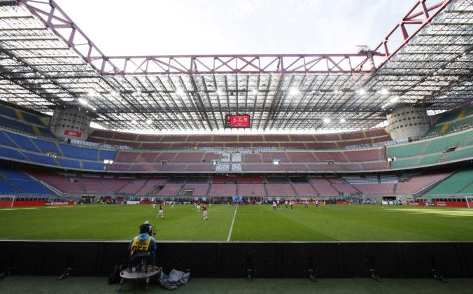 Serie A má ďalších sedem nakazených futbalistov, väčšina z nich je zo Sampdorie Janov