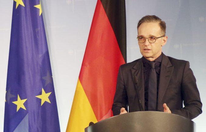 Európa si podľa nemeckého ministra Maasa musí priznať, že nebola na koronavírus dobre pripravená