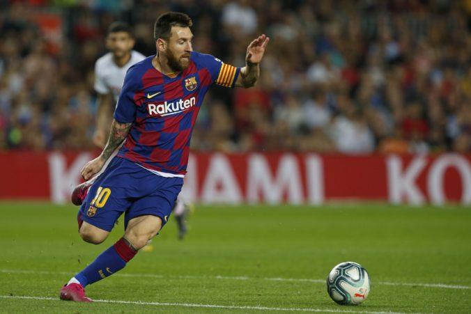 Viaceré kluby La Ligy sa po dvoch mesiacoch vracajú k tréningom, Messi už žongloval s loptou na ihrisku