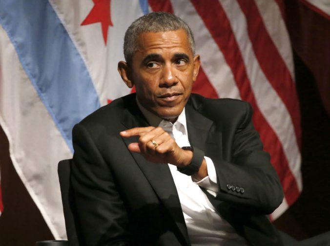Exprezident USA Barack Obama označil reakciu vlády na pandémiu za chaotickú katastrofu