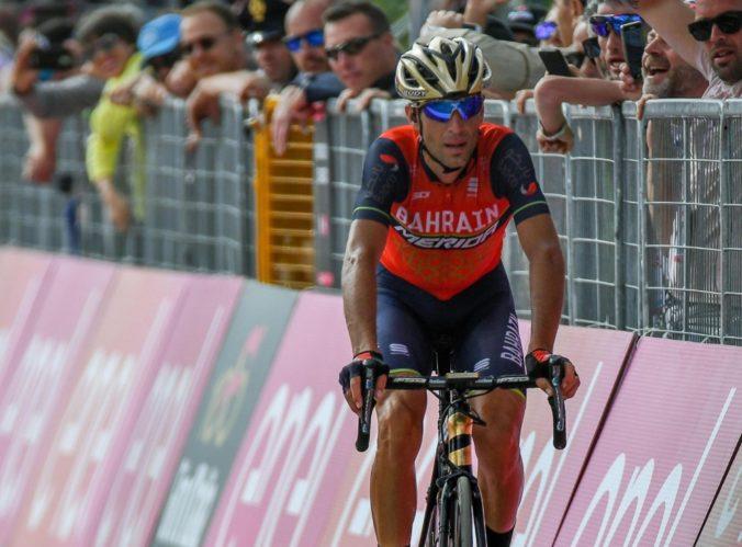 Vrchol sezóny Vincenza Nibaliho prichádzal v máji na Gire, tento rok ho možno obetuje