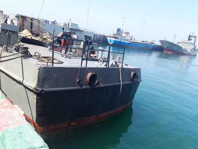 Nešťastie počas vojenského cvičenia, iránska raketa zasiahla loď Konarak a zabila 19 námorníkov