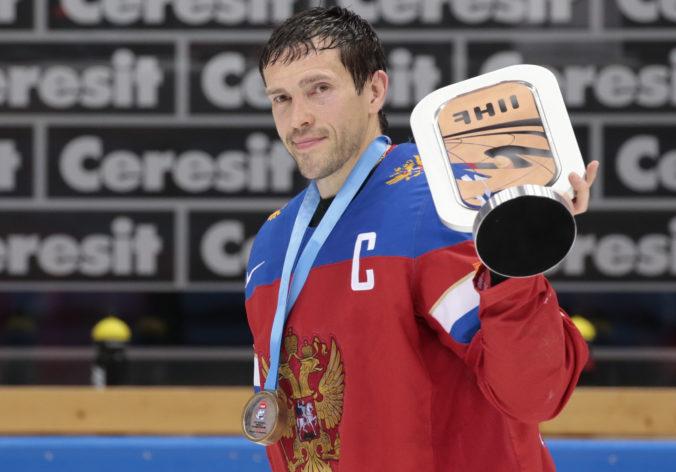 Pavel Daciuk chce hrať hokej aj 42-ročný, s Jekaterinburgom rokuje o novej zmluve