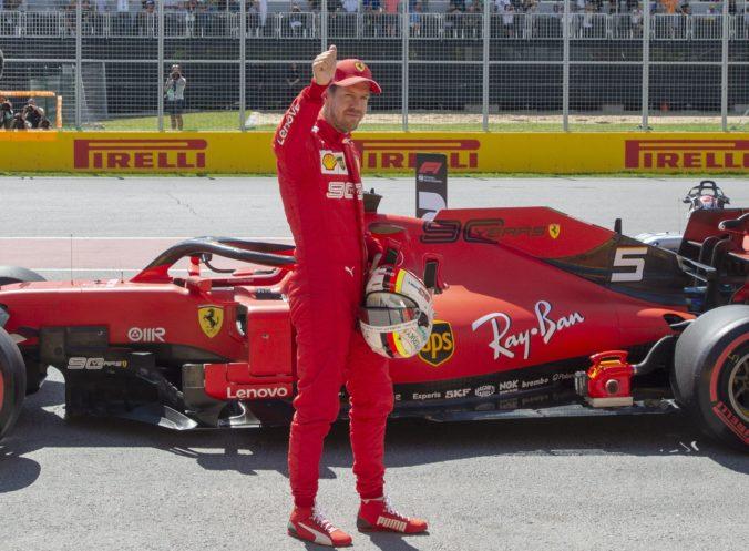 Sebastian Vettel opustí tím Ferrari, s vedením sa nedohodol na predĺžení kontraktu
