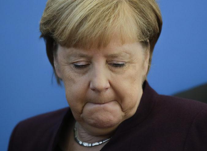Kancelárka Merkelová sa stala terčom hackerského útoku, zrejme to má na svedomí ruská vojenská rozviedka