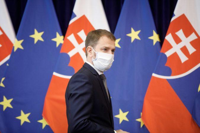 Matovič chce oddeliť na úradoch politiku od odbornosti a uznáva pochybnosti voči Lučanskému
