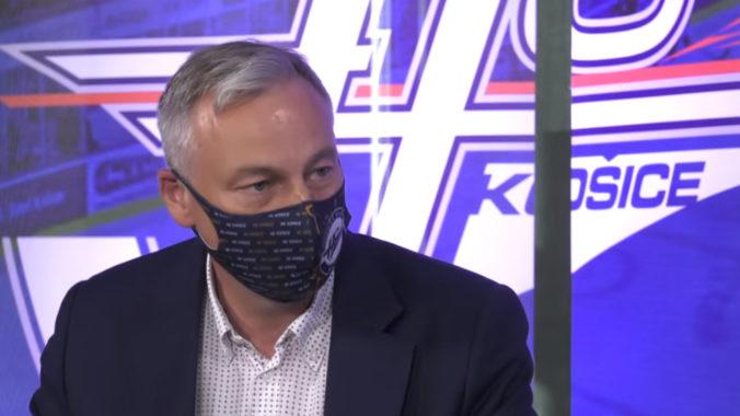 Nasledujúca sezóna Tipsport ligy by sa mala začať až v decembri, myslí si prezident HC Košice Július Lang (video)