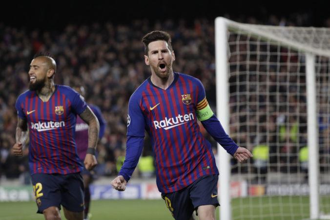 Koronavírus podľa Messiho Barcelone pomôže, Ligu majstrov by pred pauzou nikdy nevyhrali