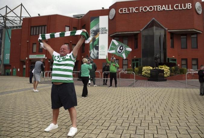 Futbalová sezóna v Škótsku definitívne skončila, titul pridelili Celticu