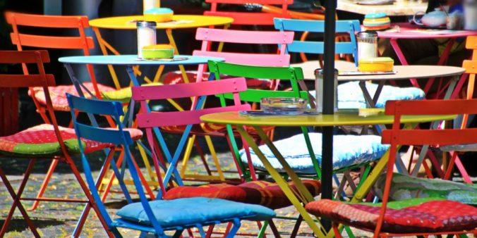 V Poprade odpustia majiteľom reštaurácií poplatky za letné terasy