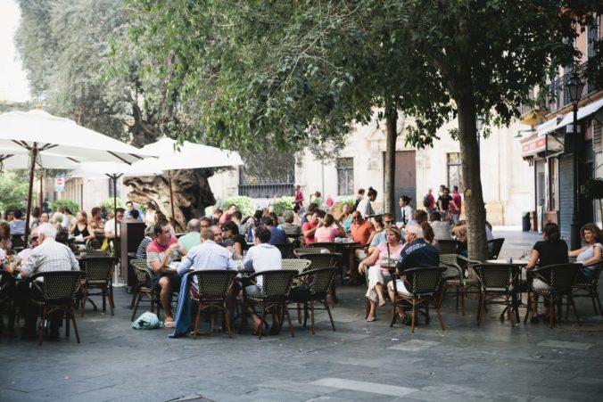 V Trnave si podniky zriadili už viac ako tridsať letných terás, prenájom pozemkov majú len za jedno euro
