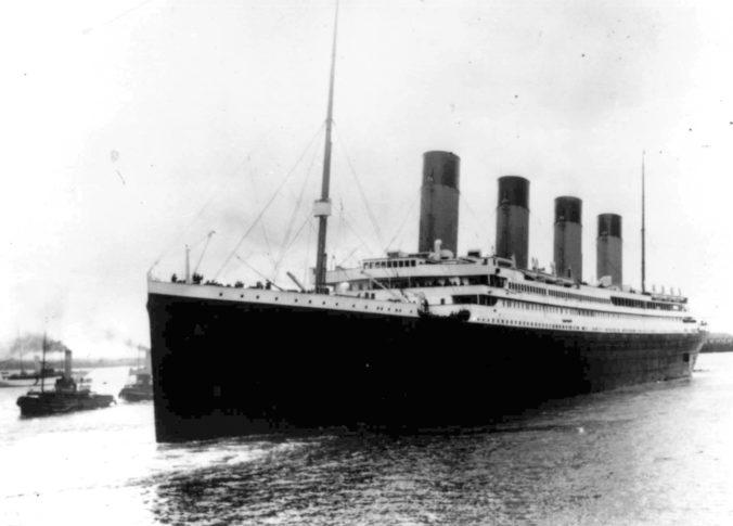 Z vraku Titanicu môžu napriek odporu amerického úradu vytiahnuť telegraf, rozhodla sudkyňa