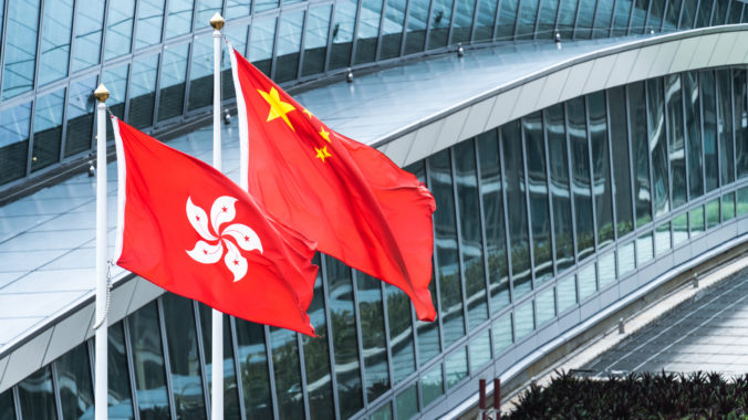 Čínsky parlament plánuje kontroverzný bezpečnostný zákon pre Hongkong