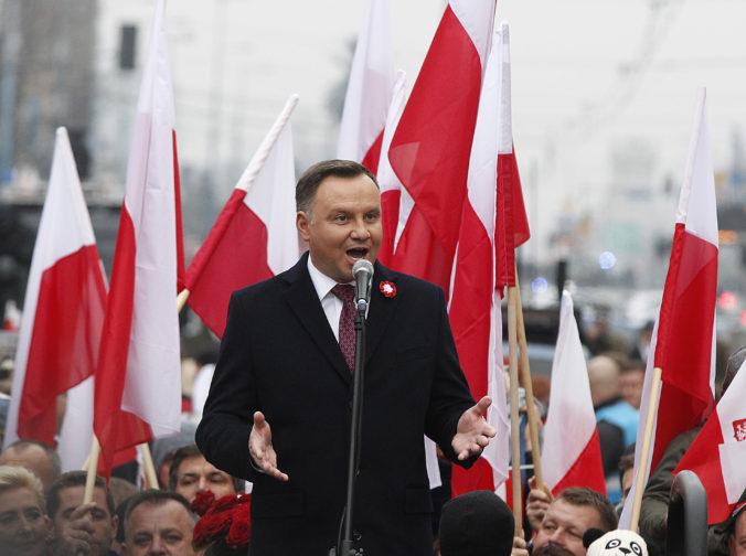 Poliaci poznajú termín prezidentských volieb, favoritom je súčasný prezident Andrzej Duda