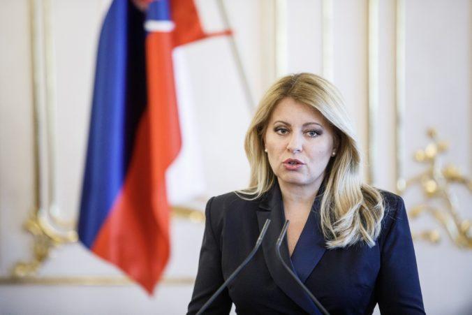Prokuratúra podľa prezidentky Čaputovej potrebuje zásadné zmeny, bude diskutovať s odborníkmi