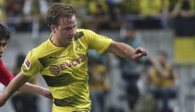 Borussia Dortmund už nepočíta so strelcom zlatého nemeckého gólu z majstrovstiev sveta 2014
