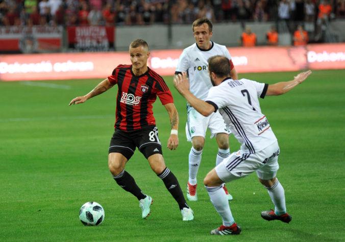 Spartak Trnava opustí Grendel, klub sa rozhodol nepredĺžiť s ním zmluvu