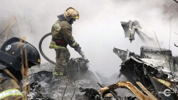 V Rusku havaroval v priebehu týždňa už druhý armádny vrtuľník, zomreli štyri osoby