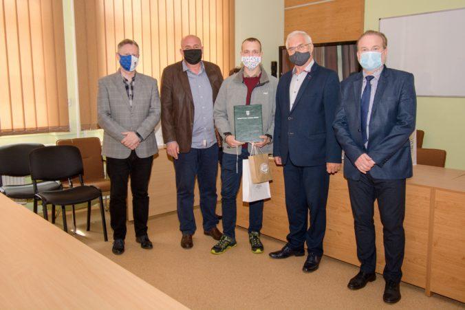Prešovských študentov stavebníctva ocenili za ročníkové práce