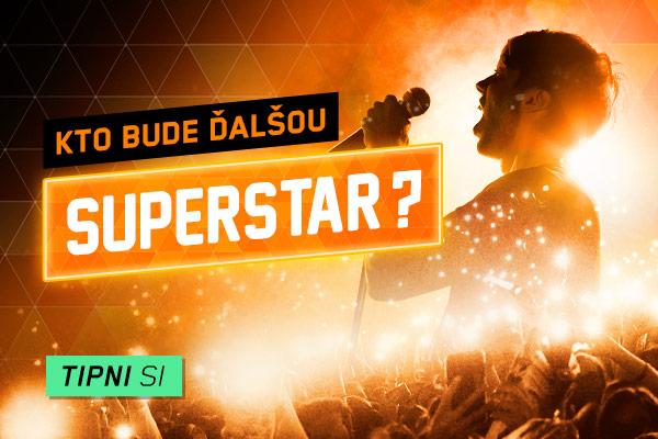Bookmakeri favorizujú na novú SuperStar mladú Slovenku. Kto je vaším favoritom? Tipnite si!