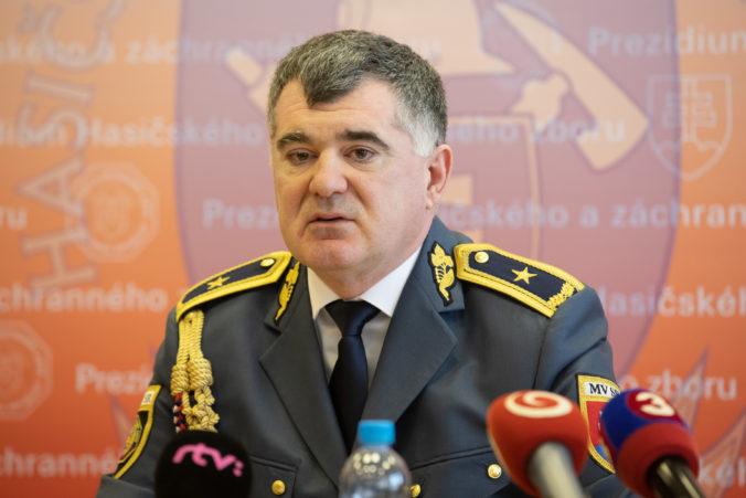 Nejedlý končí ako hasičský pridelenec v Prahe, ministerstvo vnútra zrušilo pozíciu