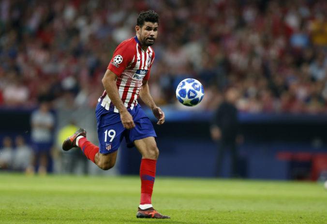 Diego Costa má problém so súdom, na daniach vraj nezaplatil sedemmiestnu sumu