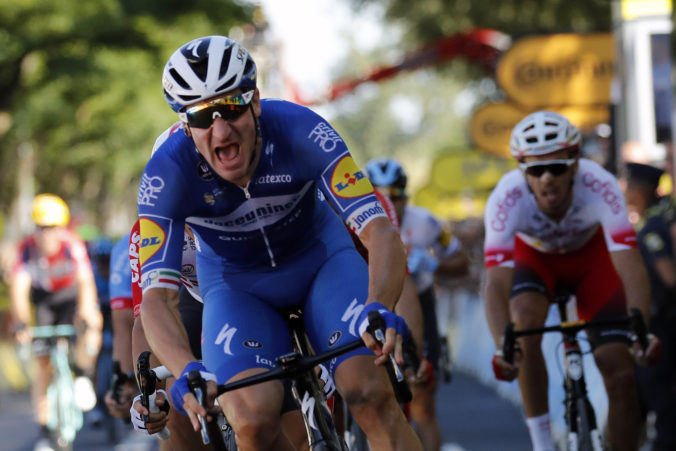 Elia Viviani by privítal posun klasiky Miláno – San Remo, Peter Sagan na nej ešte nevyhral