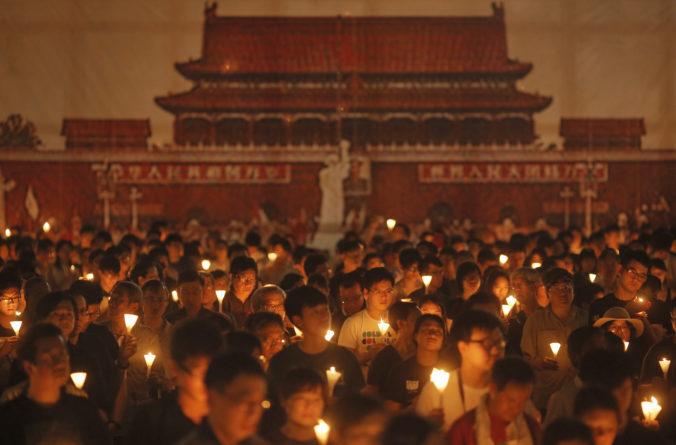 Sviečková spomienka masakry na Námestí nebeského pokoja zrejme nebude, hongkonská polícia ju zakázala