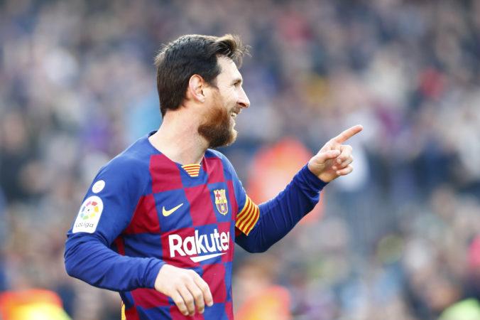 Lionel Messi zostáva v Barcelone a prezident Bartomeu si praje, aby z klubu nikdy neodišiel