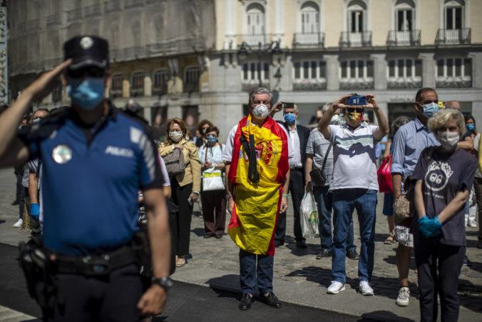Španielska vláda naposledy požiada o predĺženie núdzového stavu, krajina sa vráti do normálu