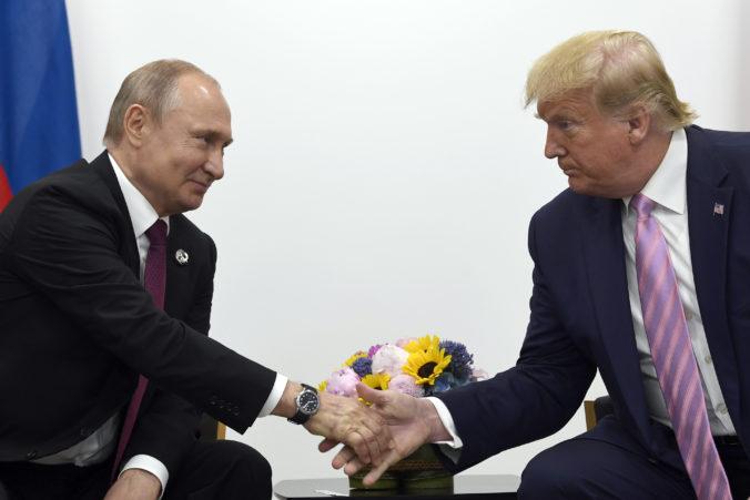 Trump navrhol Putinovi účasť na summite G7, kanadský premiér to však zamietol