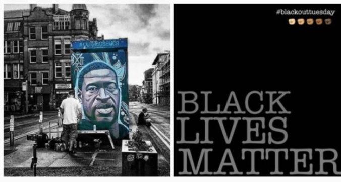 Kampaň Black Out Tuesday po smrti Floyda zatemnila sociálne médiá a vyslúžila si aj kritiku