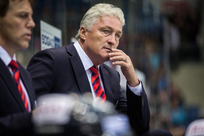 Českí hokejisti už poznajú meno nástupcu Miloša Říhu, reprezentáciu povedie 41-ročný kouč