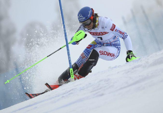 Petra Vlhová vyrazila z Liptova do Talianska, v Stelviu začína s tréningom na snehu