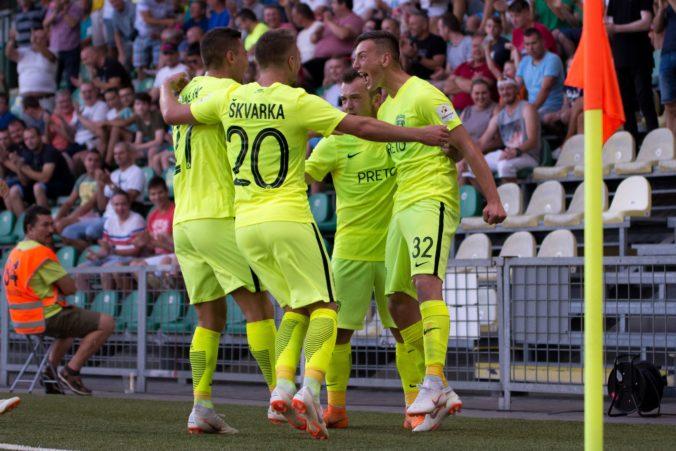 Žilina sa na reštart Fortuna ligy naladila vysokým triumfom nad Trenčínom, úspešný bol aj Slovan