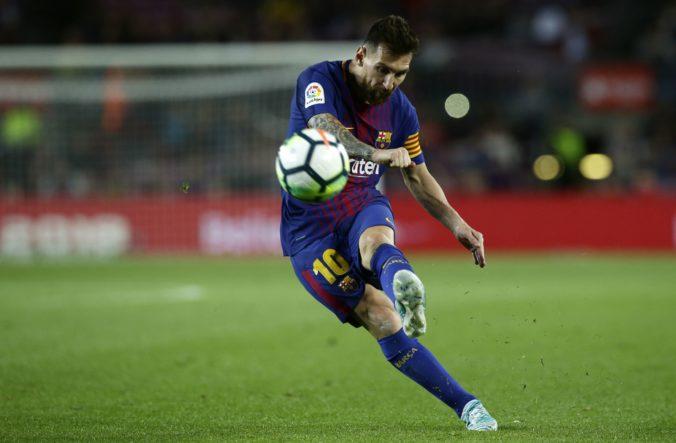 Messi po zranení opäť trénoval, pripravoval sa mimo ostatných spoluhráčov